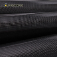 Quality 3000mm Window Cleaning Cross Woven Carbon Tent Pole for sale