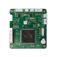 Quality ENIG Surface 64mil FR4 Printed Circuit Board Assembly for sale