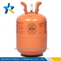 China R404a Refrigerant high purity 99.8% odorless & colorless replacement for R-502 on sale
