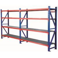 Quality Corrosion Protection Industrial Warehouse Storage Racks Heavy Duty Metal Shelving for sale