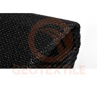 Quality Marine Construction​ Geotextile Stabilization Fabric 100 Meter Roll Length for sale