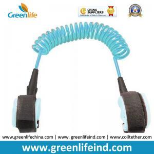 Quality 2M Anti-lost Wrist Leash Safety Children Walking Belt w/Steel Wire Core for sale