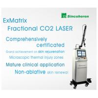 Quality Beijing Sincoheren FDA K and Medical CE approved Fraxel frational Co2 laser with vaginal tips co2 laser facial for sale