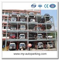 Quality China Puzzle Car Parking System (PSH) - China Puzzle Parking for sale