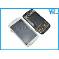 Best OEM Cell Phone LCD Screens For For Samsung S3 , Lcd With Digitizer wholesale
