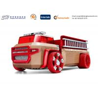 Quality Customized Child Large Wood + Plastic Toys truck Injection Molded Parts for sale