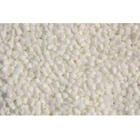 Buy cheap EVA Milk White Bookbinding Hot Melt Glue , Book Binding Adhesive Pellets for from wholesalers