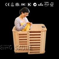 China New Arrival Portable Foldable Half Body Infrared Sauna, Infrared Minni Sauna for Losing Weight on sale