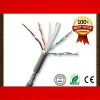 Best Factory FTP CAT6 Copper Lan Cable NETWORK CABLE wholesale
