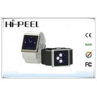 Best Smart Android Wrist Watch Mobile Phone , Quad Band Wrist Cellphone wholesale