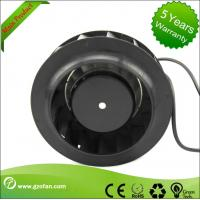 Quality High Efficiency 24V Backward Inclined Centrifugal Fan 2500RPM for sale