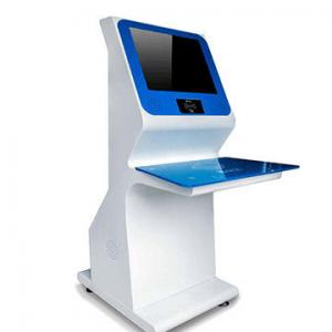 Quality Interactive Library Self Service Kiosk 5000mAh With Thermal Printer for sale