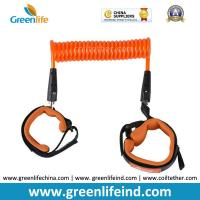 Quality China Manufacturer Popular Anti-Lost Retractable Orange Safety Harness for Children for sale
