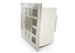 Quality Stainless Steel Diffuser Plate Ceiling Hepa Filter Box for sale