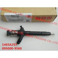China DENSO 095000-9560 / 1465A257  fuel injector 095000-9560 for Mitsubishi 4D56 L200 High Power 1465A257 on sale