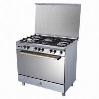 Quality Gas oven, large size of 90x60mm for sale