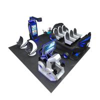 Buy cheap Commercial Virtual Reality Theme Park Machine Multiple Games Offer from wholesalers