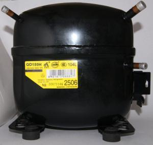 China 1/2HP Refrigeration Compressor R134A 18CC for Refrigerator (QD180H) on sale