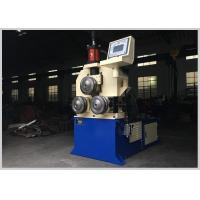 Quality Vertical Square Tube Rolling Machine Hydraulic Driving Full Mechanical Transmission for sale