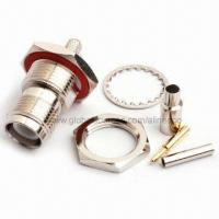 Quality TNC Coaxial Connector with Precision Frequency Application Up to 11GHz for sale