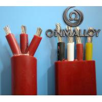Best Thermocouple Stranded Twisted tinned Copper silicone insulated wires 3x2.5 cross section wholesale