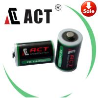 Buy 3.6V lithium primary battery er14250 1/2aa at wholesale prices