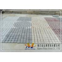 Quality China Granite Mesh Paving Stone for sale