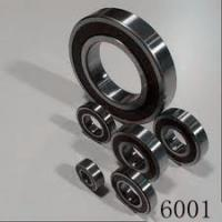 China 6001Deep Groove Ball Bearings,6001Z, 6001ZZ, 6001RZ,6001 2RZ,6001 RS, 6001 2RS Bearing on sale