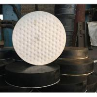 Quality High quality custom made products rubber pad bearing of bridge for sale