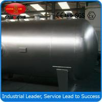 Quality High Pressure Compressed Air Tank Professional Compressed  Air Tank for sale