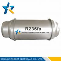 Quality R236fa 99.5% Fire-extinguisher agent R236fa HFC Refrigerant Replacement Hallon 1211 for sale