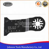China GB Sharp Cutting Oscillating Multi Tool Blades With 45mm X 40mm Size on sale