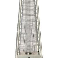 Quality Multi - Used Square Patio Heater UV Protected With Silk Printing Logo for sale