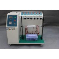 Quality 10 - 60/Min Lab Testing Equipment Automatic Plug Wire Bending Test Machine for sale