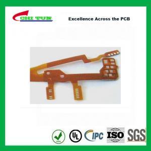 Quality NI-AU Plating Flex PCB , Mobile Phone Circuit Board for sale