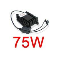 Quality 75 Watt super Slim Conversion HID Xenon Ballast Anti-interference for sale