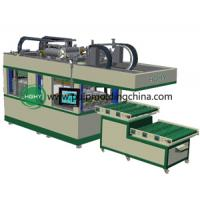 Buy cheap pulp thermal forming machine for making paper pulp products from wholesalers