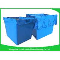 Industries New PP Plastic Bin Storage , 60L Large Plastic Storage Containers 750 * 570 * 625mm