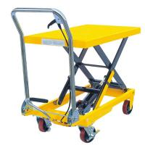 Quality Manual Portable Hydraulic Trolley for sale