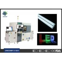 Quality 3.5kW LED Bar Inline X Ray ADR Detection System For Inside Quality Inspection for sale