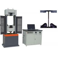 Quality Hydraulic Universal Tensile Testing Machine Computer Software Display Manual Loading for sale