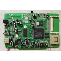Best OEM DVD Player PCB Single Sided Circuit Board Assembly Services wholesale