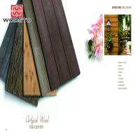 Buy cheap Economical Artificial Wood Flooring on Cement Material from wholesalers