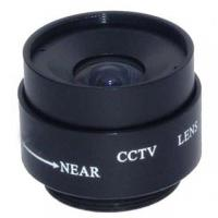 """Quality 1/3"""" 2.8mm F1.8 Fixed Iris Fixed Focal CCTV Lens, mono-focal CS-mount lens for sale"""