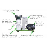 Quality Automatic Animal Feed Making Machine Feed Pellet Mill Machine 500kg Per Hour for sale