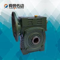 Quality Miniature Gearbox Worm Gear Speed Reducer / Shaft Mounted Gear Reducer for sale