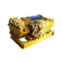 China Fast Speed 2000kg 2 Ton Electric Winch Machine For Lifting Crane on sale