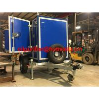 Quality Trolley Industrial Waste Transformer Oil Purification Filtration Machine, onsite transformer oil treatment purifier for sale