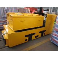 Quality 3.5 Ton electric trolley mine locomotive for sale