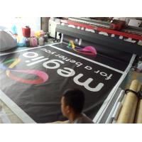 Quality Custom Outdoor Advertising Signage Mesh Banners for sale